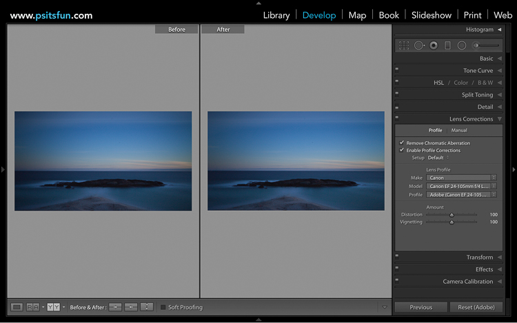 04 Long Exposure Photography 201 How to edit a Long Exposure Seascape