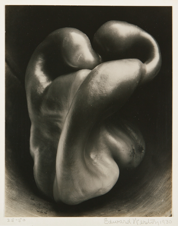More Lessons from the Masters of Photography: Edward Weston - pepper #30