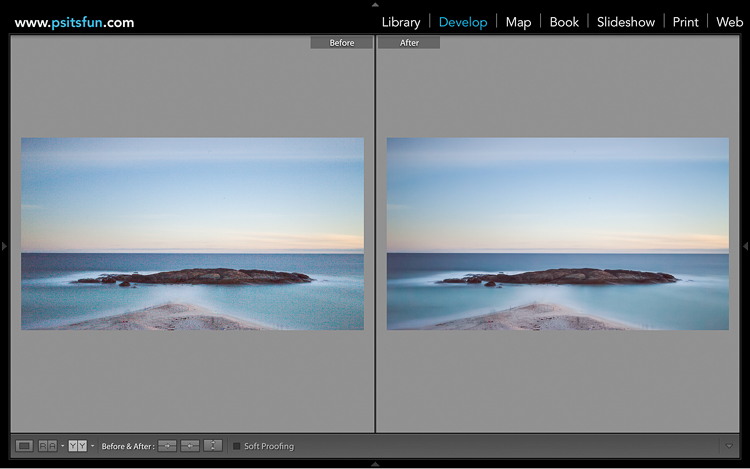 13 Long Exposure Photography 201 How to edit a Long Exposure Seascape