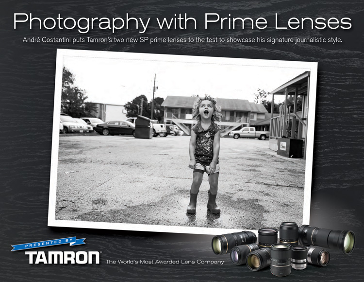 Announcing the Three Tamron Contest Winners