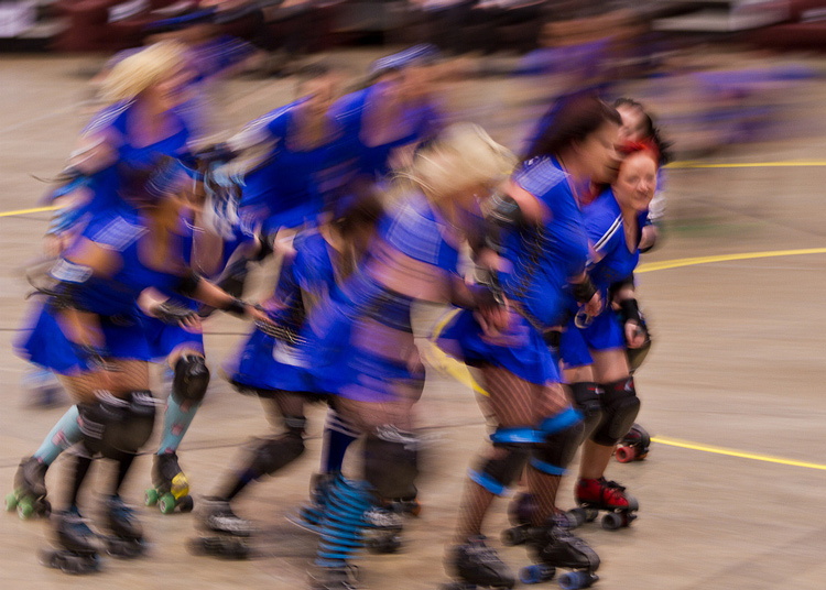 roller derby - Composition Checklist for Beginners