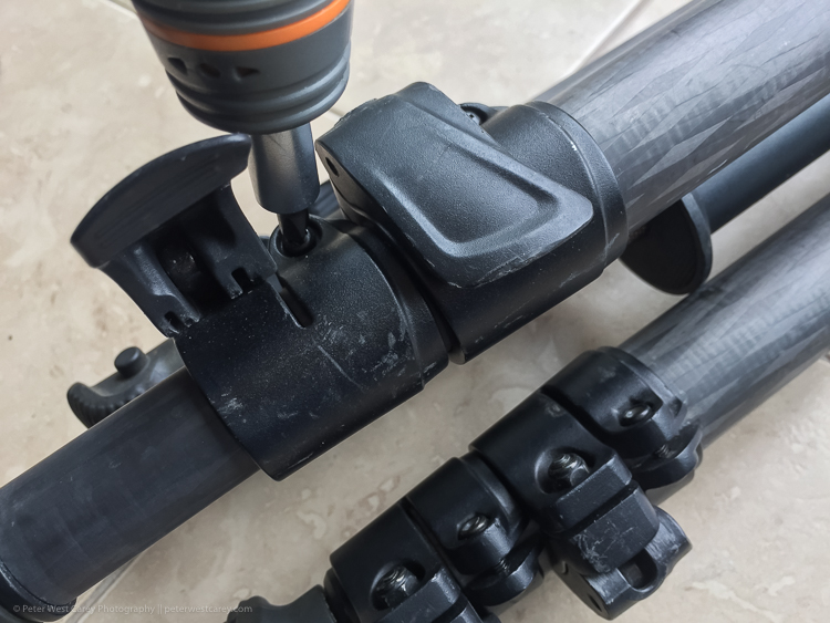 tripod, disassemble, clean - How to Clean Your Tripod and Make it Like New