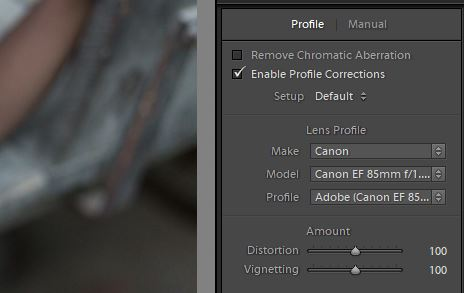 How to Add or Remove a Vignette Using Lightroom