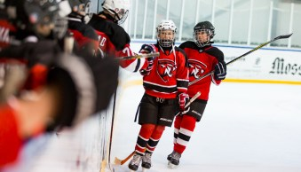 Tips for Editing Hockey Photos in Lightroom