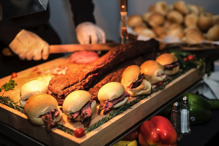 beef sliders - Event Photography Etiquette: Avoid Embarrassment With These 10 Dos and Don'ts
