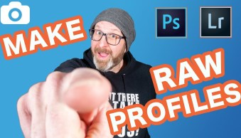 How to Make Custom Camera Raw Profiles for Lightroom & Photoshop