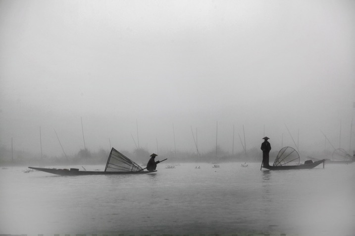 Inle lake Myanmar - 7 Great Reasons to do Early Morning Photography