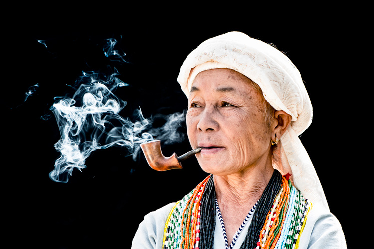 Karen woman smoking a pipe - 4 Tips to Help You Love Using Manual Mode