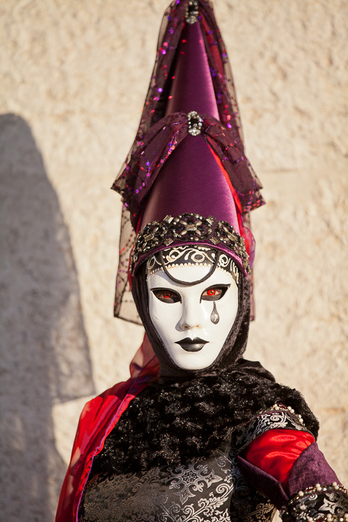 portrait of a person in costume in Italy - 7 Quick Tips To Help You Capture better Portraits