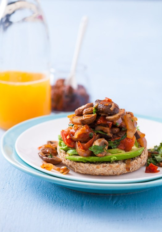 Are You Making These Five Food Photography Mistakes? - breakfast sandwich