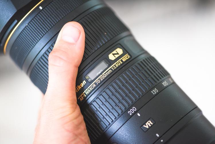 One lens - wildlife photographer