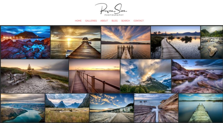 smugmug free vs paid photography portfolio websites