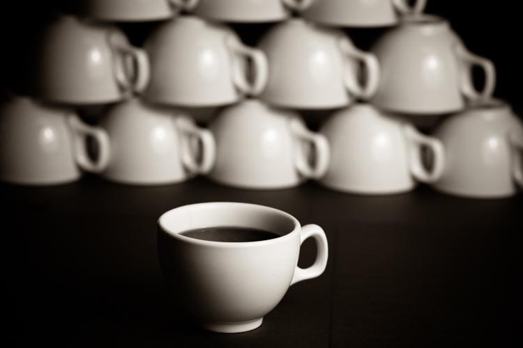 咖啡杯 - 如何简化作为摄影师的生活
