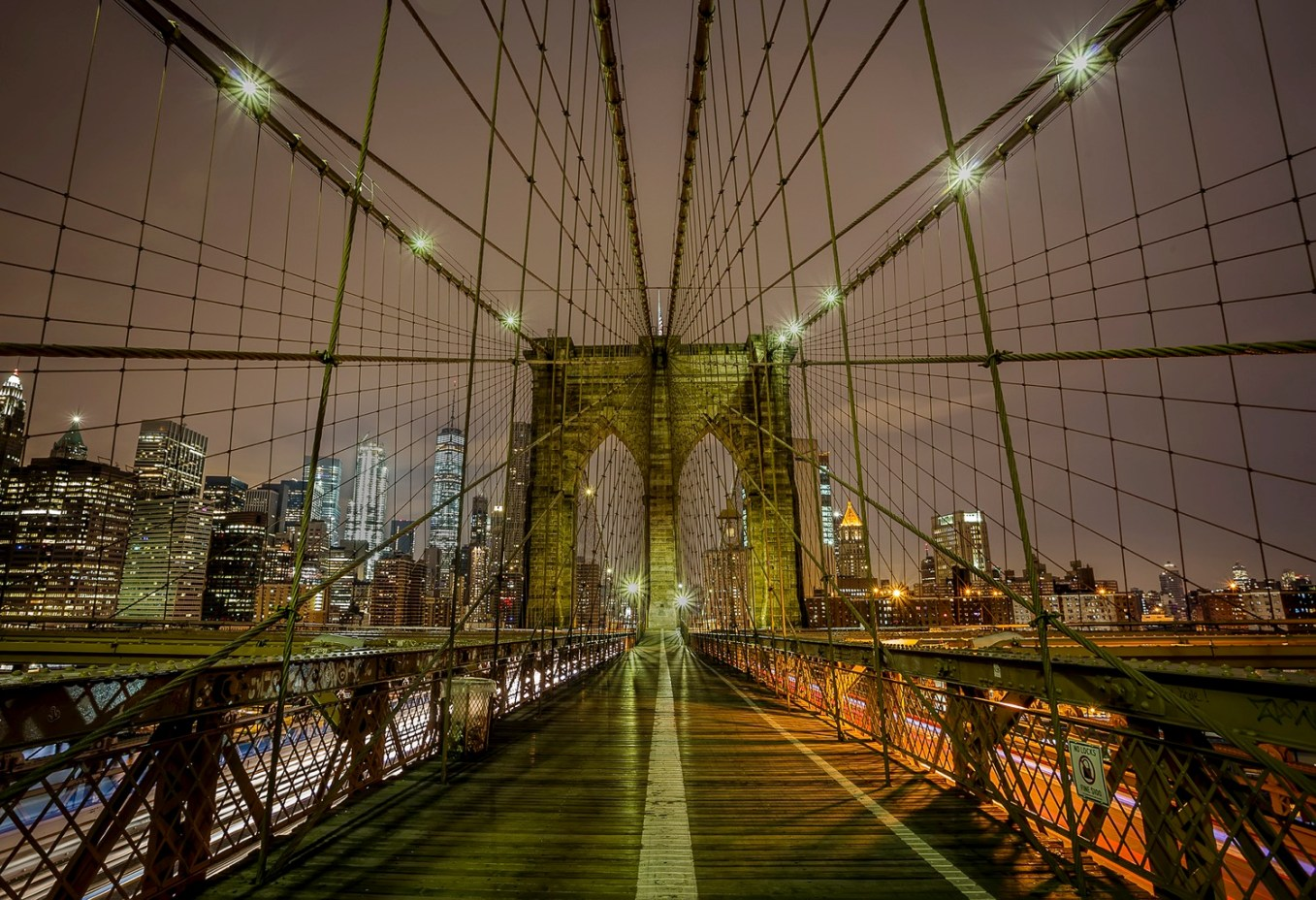 Brooklyn Bridge -