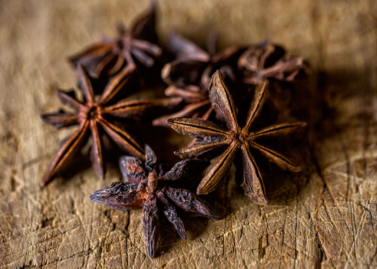 anise seeds - Tips for Using Color in Your Photography