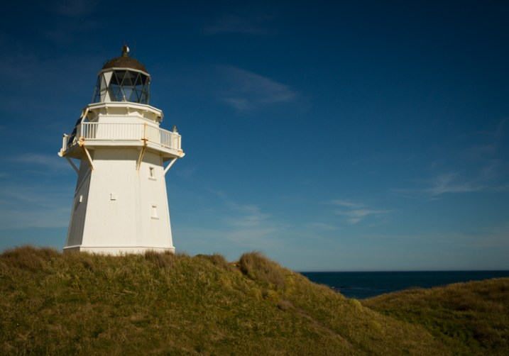 lighthouse - 9 Ways to Create Balance in Your Photography