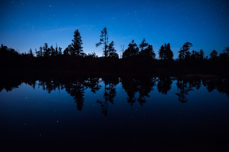 Review of the Sigma 14-24mm F2.8 Art Lens - blue hour