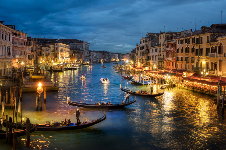 canals in Venice at night - What Makes Great Photos? 5 Factors That Can Take Your Images From Good to Great