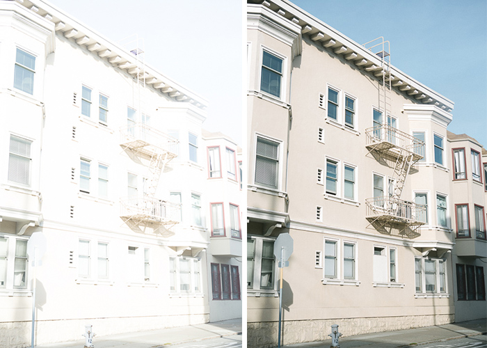 RAW Versus JPEG File Format - before and after with a raw file