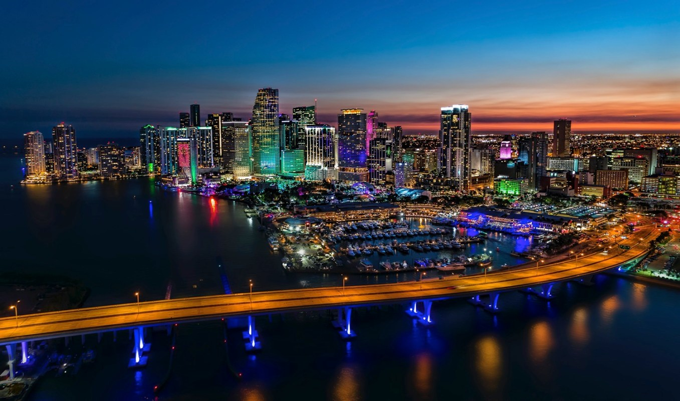 Miami - dPS Ultimate Guide to Night Photography