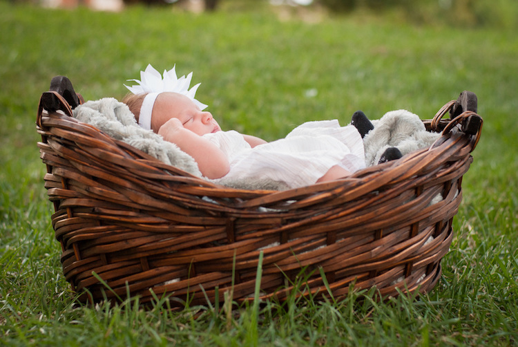 Why You Need to Manage Expectations - Both Yours and Your Client's - baby in a basket