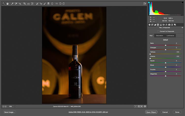Photograph wine bottle composite 04