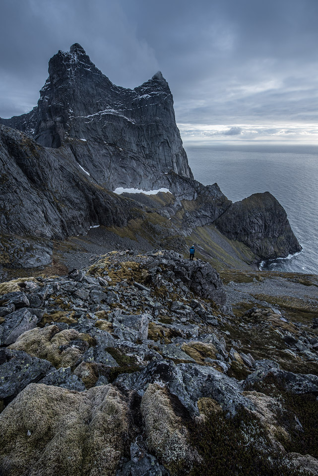 mountain scene cloudy - Avoid These 4 Post-Processing Mistakes That Can Ruin Your Images
