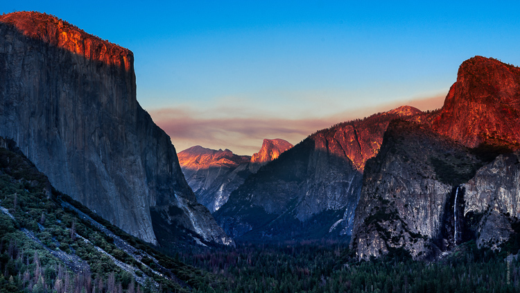 good adjustments filters yosemite - Editing Gently: 3 Tips for Processing Realistic Landscape Photos