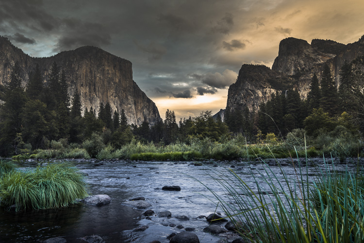 yosemite cool water - Editing Gently: 3 Tips for Processing Realistic Landscape Photos