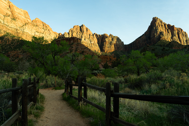 zion canyon - Editing Gently: 3 Tips for Processing Realistic Landscape Photos
