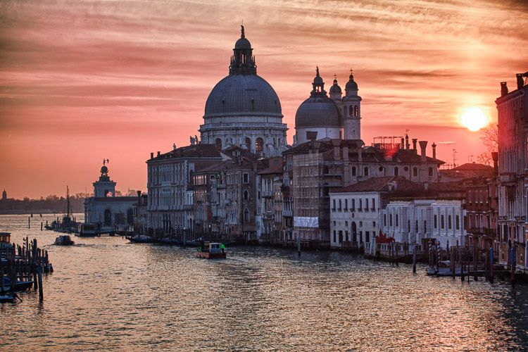 Venice at dawn - 10 Things You Can Learn About Photography from Elliott Erwitt