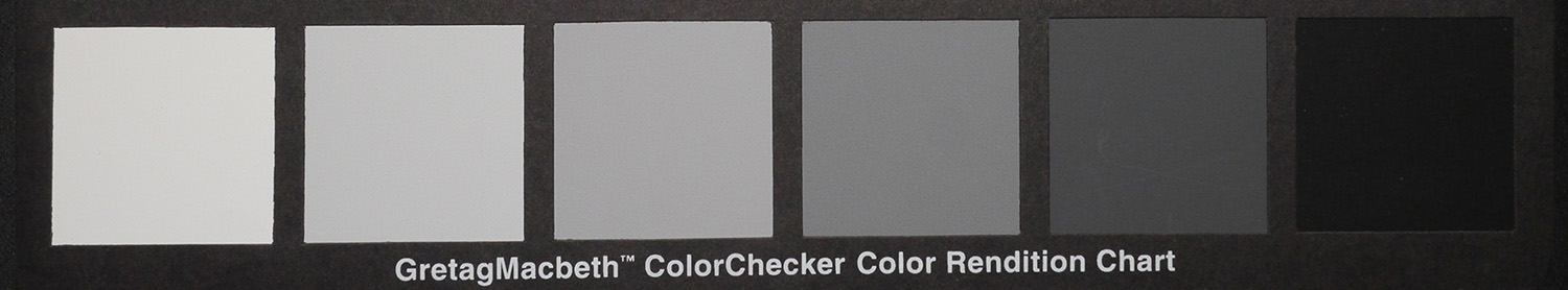 Color Checker Gray - How Color Balance Can Kill Your Color