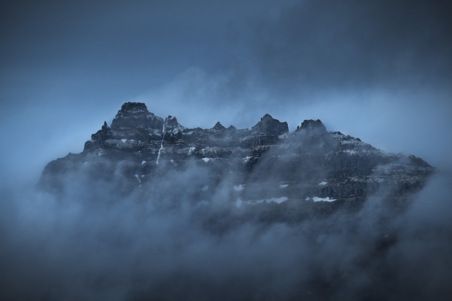 mountains in the mist - 4 Reasons Why You Aren't Getting Sharp Images