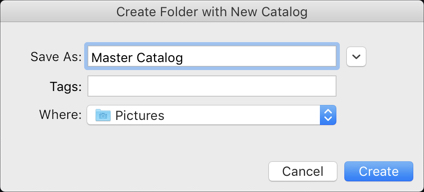 Master Catalog - How to Merge Multiple Lightroom Catalogs Into One