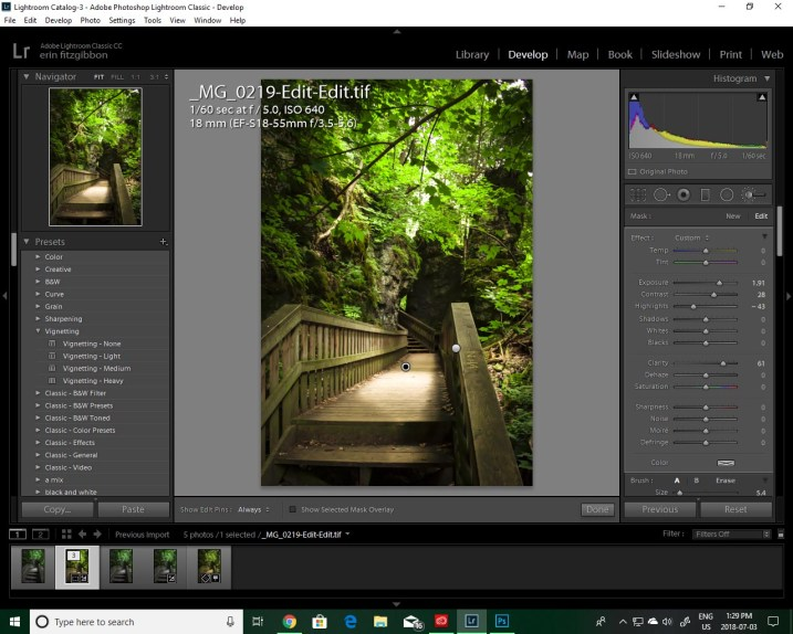 How to Edit Old Images with Your New Skill Set