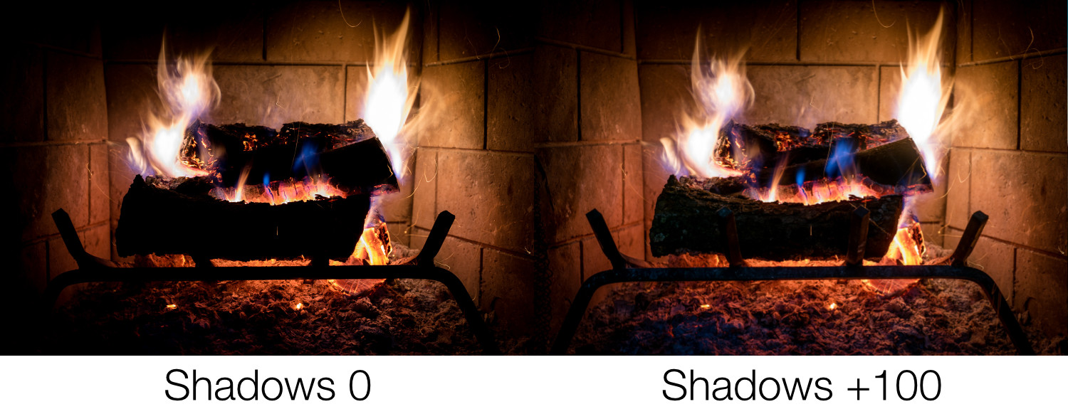 Shadows slider - Unlocking the Power of the Basic Panel in Lightroom