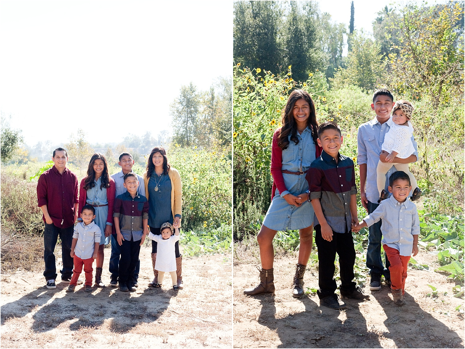 Tips for Posing Large Families and Groups - family and kids photos