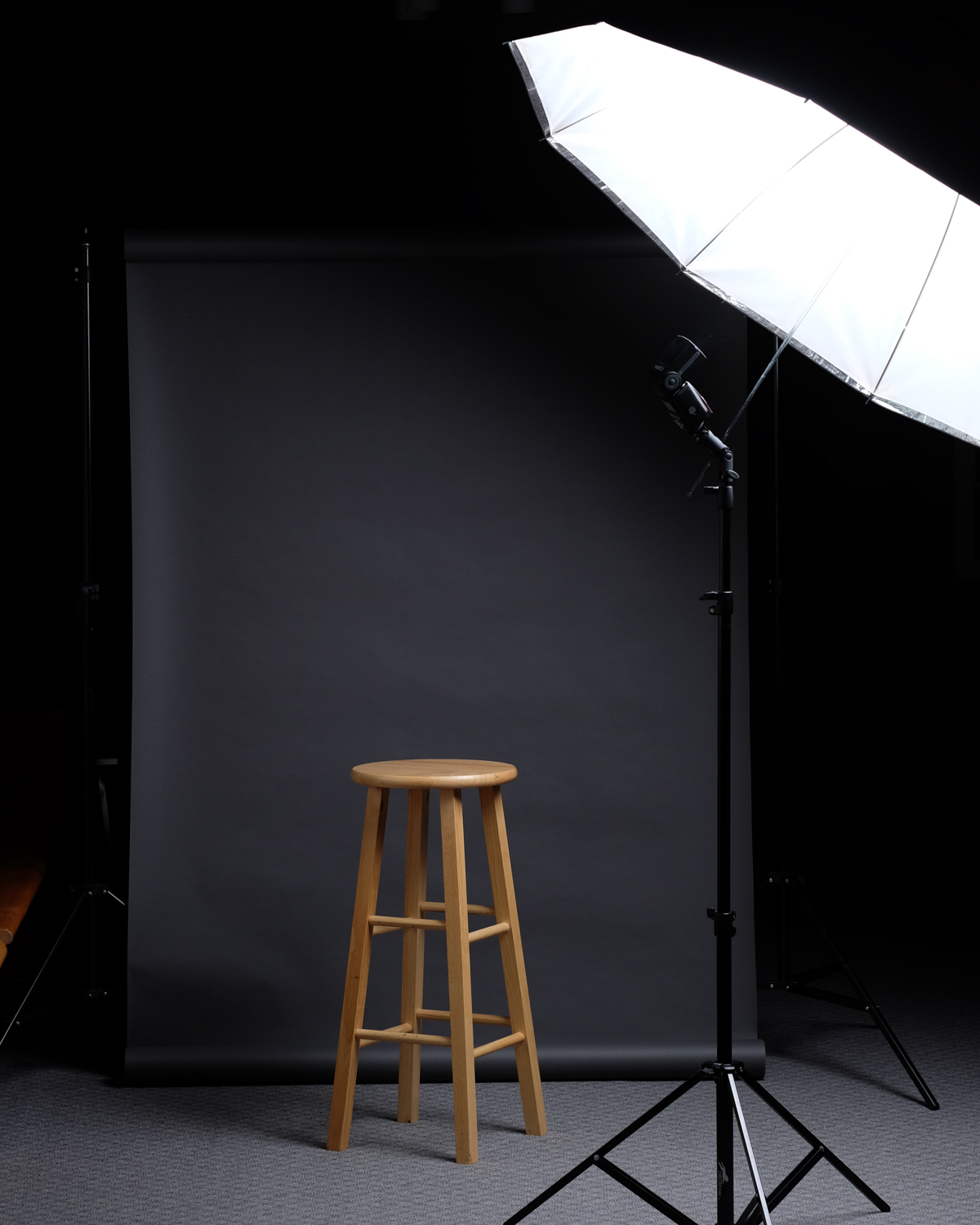 One Light Setup - 4 Tips for Helping People Feel Comfortable During Their Portrait Session