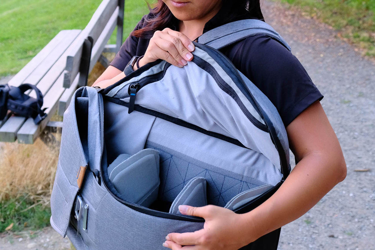 Peak Design Everyday Backpack Camera Laptop Bag