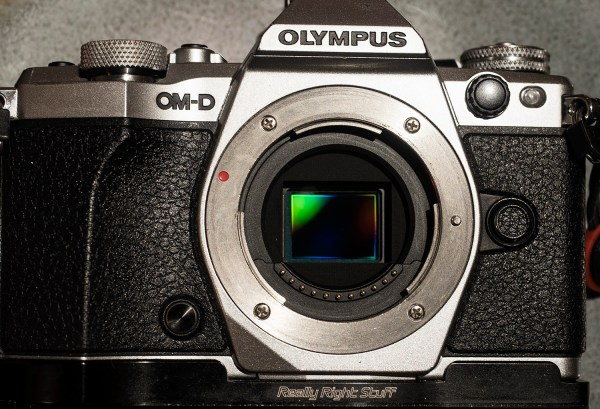 Understanding Sensor-Shift Technology for High-Resolution Images