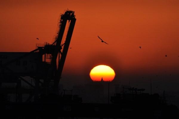 Ed Langmaid - sunset