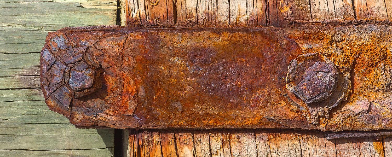 Tack Sharp photos - Rust