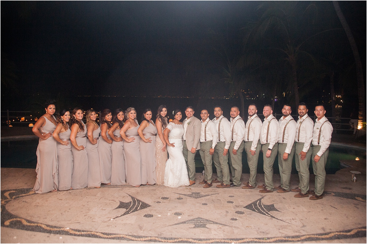bridal party - wedding day photography