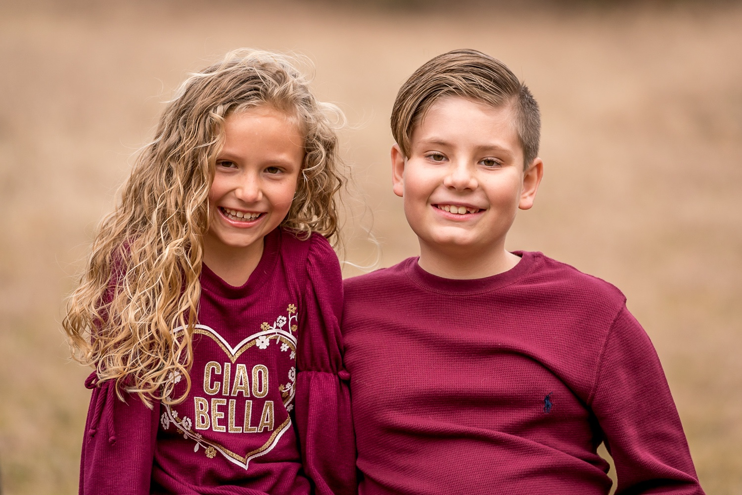 portrait of tweens - The Importance of Getting the Image Right In-Camera