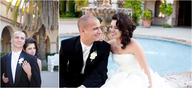 couple poses - wedding day photography