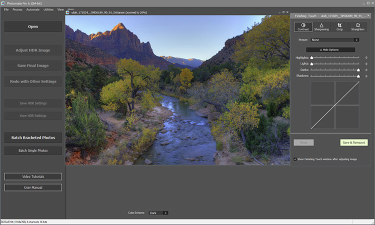 Making the Best Use of HDR in Landscape Photography