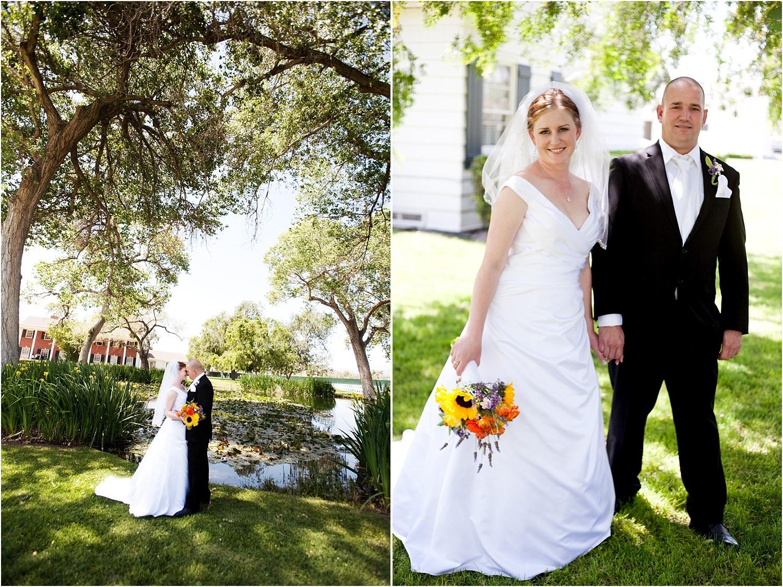 wedding couple - wedding day photography