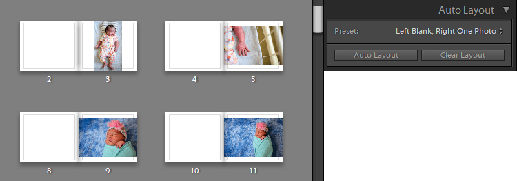 How to Create Memorable Family Albums Using the Lightroom Book Module