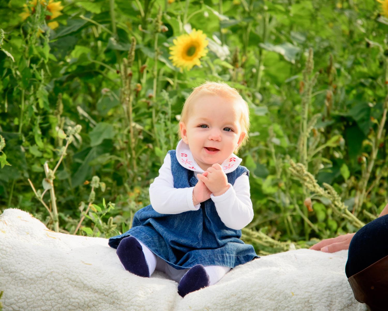 Family photo tips - infants
