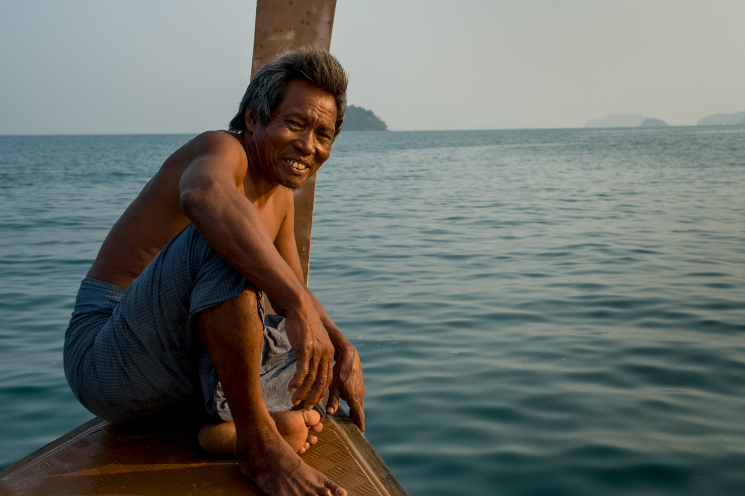 © Kevin Landwer-Johan The Best Kind of People to Photograph While Traveling Sea Gypsy